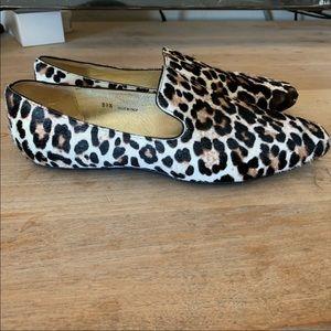 Jimmy Choo Shoes - Jimmy Choo Leopard Print Loafers